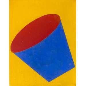 Marcelo Cipis ( 1959 ) Sem título - óleo sobre tela - 21 x 16 cm - assinada no verso - 1997