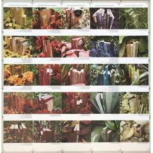 Marilá Dardot (1973) - Tratado de Pintura e Paisagem - impressão jato de tinta sobre papel - edição 2/5 - 156 x 156 cm - Assinada no verso - 2009 - Acompanha Certificado Galeria Vermelho.