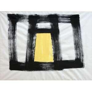 Amilcar de Castro - (1920 - 2002) - Sem título - acrílica sobre papel - 63 x 84 cm - assinada canto inferior direito - 1985 - Registrado Instituto Amilcar de Castro.