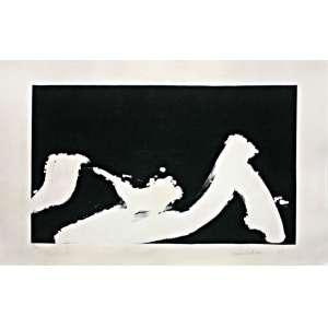 Tomie Ohtake - (1913 - 2015) - Sem título - gravura 86/100 - 70 x 100 cm - assinada canto inferior direito - 1987