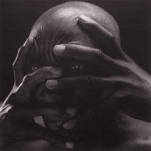 Mario Cravo Neto - (1947 - 2009) - Retrato de Clyde Morgan - fotografia P&B - 95 x 95 cm - 1994