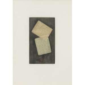 Arthur Luiz Piza - (1928 - 2017) - Sem título - gravura em metal - edição 19/99 - 48 x 34 cm - assinada canto inferior direito - 1977 - Obra doada ao IAC Instituto de Arte Contemporânea. O pagamento será efetuado diretamente ao IAC.