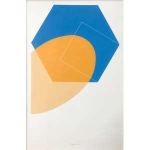 Tuneu - 1948 - Sem título - acrílica sobre papel - 106 x 72 cm - assinada centro inferior - 2016 - Obra doada ao IAC Instituto de Arte Contemporânea. O pagamento será efetuado diretamente ao IAC.
