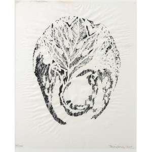 Frans Krajcberg - (1921 - 2017) - Sem título - xilogravura, edição 88/100 - 50 x 42 cm - assinada canto inferior direito - 2003 - Obra doada ao IAC Instituto de Arte Contemporânea. O pagamento será efetuado diretamente ao IAC.