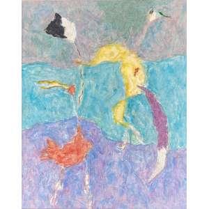 Thomaz Ianelli - (1932 - 2001) - Sem título - óleo sobre tela - 50 x 40 cm - sem assinatura