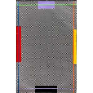 Luiz Zerbini - 1959 - Vertigem - acrílica sobre tela - 196 x 130 cm - assinada no verso - 2010