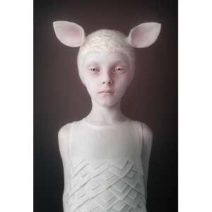 Oleg Dou - 1983 - Goat - C - print face mounted with acrylic - Edição 9/9 - 260 x 178 cm - assinada no verso - 2009/2012