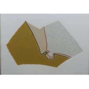 Manfredo de Souza Neto<br>Sem titulo - 30/50<br>Serigrafia - 2005 - 70 x 99 - assinado e datado frente inferior direita