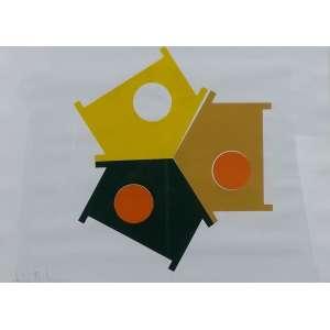 Felipe Barbosa<br>Sem título (6 lotes)<br>Colagem sobre papel - 2005 - 29 x 39 - Assinado e datado 2005 inferior direito