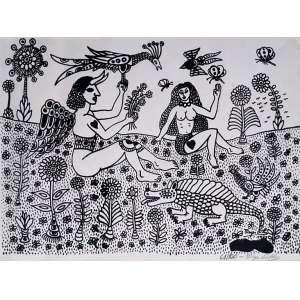 Ernesto Meyer Filho - Serigrafia - Edição 61/100 Assinatura Canto Inferior direito Medidas 30 x 40 cm