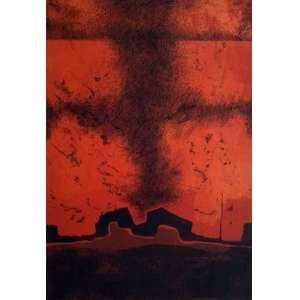 Renina Katz - Gravura em metal - Edição 27/30 - Medidas 49 x 34 cm - acid - 1993 - Ex coleção Wylma Sedys