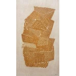 ARTHUR PIZA - Gravura em metal (Goiva) - Medidas 35,8 x 25,7 cm - Ano de 1969 - E. A. Assinada no canto inferior direito. Publicada no livro BERNARD PALISSY - Les Cent - Une