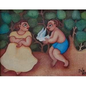 Dila - 1980 - O.S.T - Medidas 14 x 18 cm