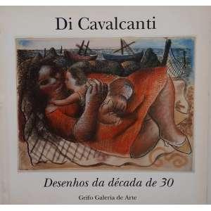 Di Cavalcanti - Desenhos Da Década De 30 - Exposição na Grifo Galeria De Arte, 1994