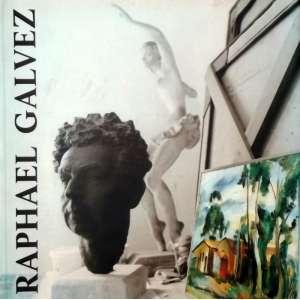 Raphael Galvez - Desenhos e esculturas de Raphael Galvez - Conta ainda com uma pequena biografia do artista. 287 páginas ricamente ilustradas com pinturas e esculturas do artista - 1999. Dimensões: 28 x 28 cm.
