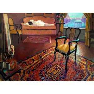 Juarez Machado - óleo sobre tela - Medidas 70 x 100 cm - assinado