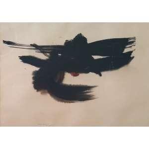 Manabu Mabe - Aguada - Medidas 50 x 70 cm - Assinado no cie - 1960