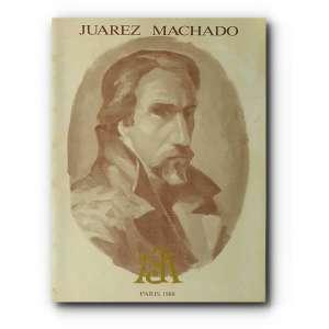 JUAREZ MACHADO - Catálogo expográfico da mostra de desenhos e telas pintadas pelo artista em seu atelier em Paris-1988.<br />200g; 28x21 cm; 18 págs.<br /><br />