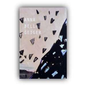 ANNA BELLA GEIGER – Livro ilustrado para rápidas consultas sobre a artista e suas obras, tipo pocket book.<br />200g; 18x12 cm; 60 págs.; português/inglês<br />