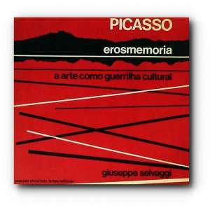 PICASSO, Pablo - Livro do final da década de 1970, sobre os desenhos eróticos do artista.<br />330g; 21x23 cm; 60 págs.<br /><br />