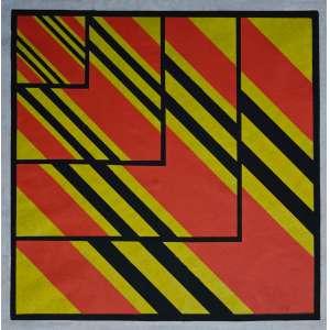 Raymundo Colares – Gravura ( Papel japonês) assinada, numerada P/a e datada 1970/85. Medidas 53,5x53,5cm. <br /><br />