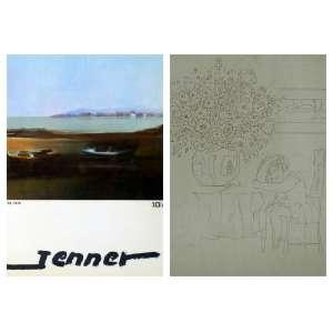 JENNER AUGUSTO – Catálogo expográfico / Registro iconográfico do final da década de 1970 – Pinturas.<br />200g; 20x20 cm; 28 págs.<br />FLORIANO TEIXEIRA - Catálogo expográfico / Registro iconográfico da década de 1980.<br />210g; 22x20 cm<br /><br />