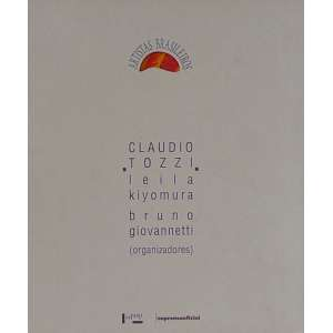 CLÁUDIO TOZZI -860g; 26x23 cm; 220 págs. jp<br /><br />