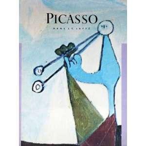 PICASSO, Pablo - Livro que apresenta vida e obra do artista, muito ilustrado. 32x24 cm; 127 págs.; sobrecapa acompanha capa dura; edição em inglês
