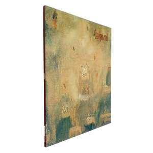 GUIGNARD, Alberto da Veiga - 30x25 cm; 75 págs.; em português e inglês.Livro fartamente ilustrado com reproduções da Mostra Um Mundo a Perder de Vista