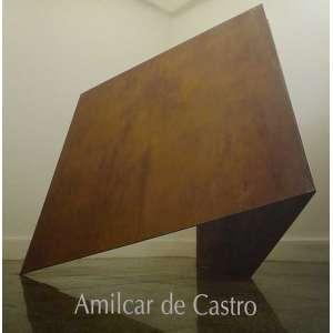 AMILCAR DE CASTRO - 31x31 cm; 300 págs.; Amplo e fartamente ilustrado.