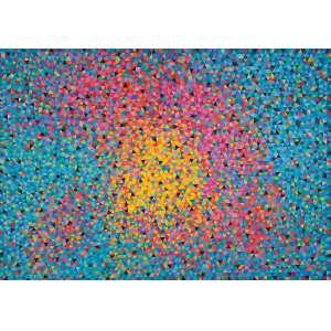 MARYSIA PORTINARI<br>FLANING NEBULA - 1.20 X 1.70 - O.S.T - 2017 - VERSO