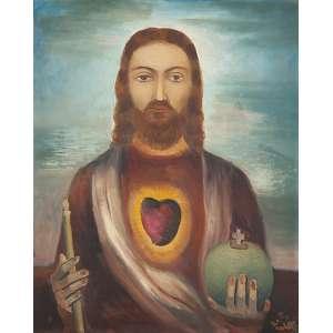 EMILIANO DI CAVALCANTI - 80 X 64 - O.S.T - DÉC.40 - O.S.T - JESUS