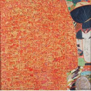 Kazuo Wakabayashi - 50 X 50 - OST - 1989 - ACID - FIGURA E ABSTRATO