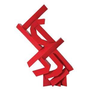 EMANOEL ARAÚJO - 1.15X60X15 - ESCULTURA EM FIBRA - SD - ASSINADA - ST