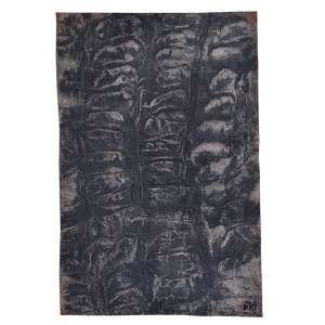 Frans Krajcberg - 89 x 59cm - Pigmento sobre relevo seco moldado em papel artesanal - s/ data - ACID