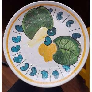 ALDEMIR MARTINS - Cerâmica com natureza morta dec de 60