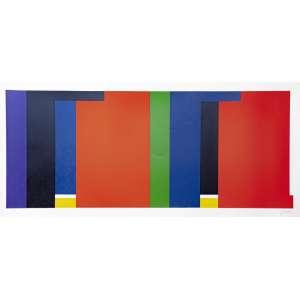 EDUARDO SUED - 70X150 - Serigrafia 96/100