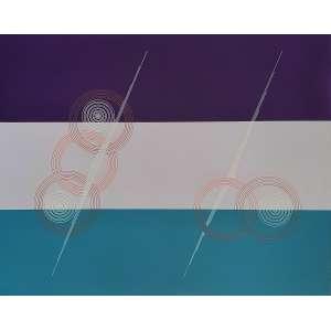 Cukier - Composição I. Acrílica sobre tela, 90x100 cm, 2019, A.V. Sem moldura