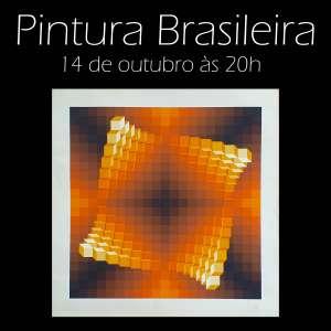 Pintura Brasileira - Leilão de Arte