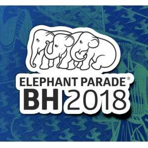 Leilões Esporádicos ou Beneficentes - Elephant Parade Belo Horizonte 2018