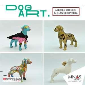 Leilões Esporádicos ou Beneficentes - Dog Arte