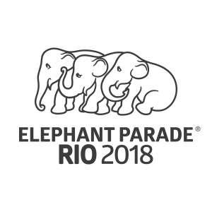 Leilões Esporádicos ou Beneficentes - Leilão da Elephant Parade Rio 2018