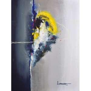 Lorenzo - Fragmentos - Técnica mista - 60 x 80 CM - A.C.I.D