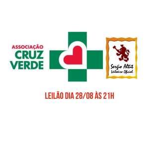 Leilões Esporádicos ou Beneficentes - 12º Leilão Beneficente da Cruz Verde - Arte Moderna e Contemporânea