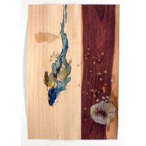 Bob Nugent - 2010, Minucia LXXXVII # 5328, Mista - medida em cm: 27,6 x 40,6