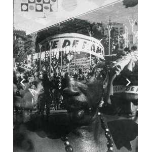 Carlos Vergara - 1970, Cacique de Ramos, Fotografia - medida em cm: 59 x 50
