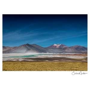 Emerson Murakami - Sem data, Pintura com a mão de Deus, Impressão em pigmento mineral sobre papel Fine Art - medida em cm: 60 x 90