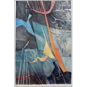 Renina Katz - Sem data, Sem Título, Gravura - medida em cm: 64 x 44