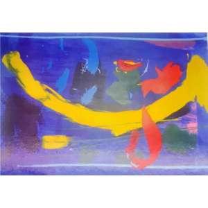 Vicente Kutka - 2000, Sem título, Serigrafia - medida em cm: 72 x 120