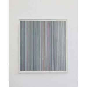 Ronaldo Grossman - Meia noite, 2015. Pigmento mineral s papel de algodão 600g, 144x144cm, moldura de madeira e vidro